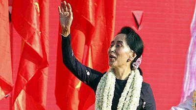 Radio 5 Actualidad - Se confirma la victoria del partido de Suu Kyi en Birmania - Escuchar ahora