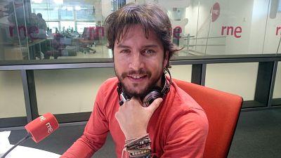 """Las mañanas de RNE - Manuel Carrasco: """"En 'Bailar el viento' están parte de las mejores canciones de mi carrera"""" - Escuchar ahora"""