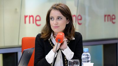 """Las mañanas de RNE - Andrea Levy: """"Es importante mantener la unidad y la colaboración en la UE"""" - Escuchar ahora"""