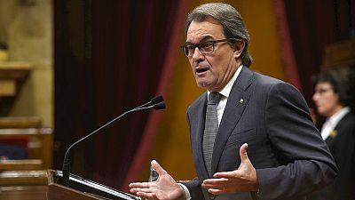 Radio 5 Actualidad - La Asamblea Nacional Catalana pide celeridad para nombrar a Mas - Escuchar ahora