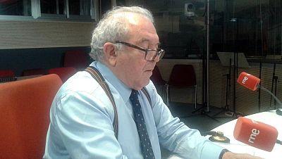 """24 horas - Eduardo Serra: """"No van a vencer. El problema es el precio que vamos a pagar"""" - 16/11/15 - Escuchar ahora"""