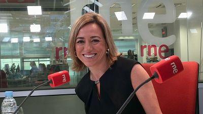 Las mañanas de RNE - Carme Chacón acusa a Artur Mas de poner en ridículo a Cataluña - Escuchar ahora