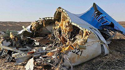 Boletines RNE - El avión que se estrelló el pasado 31 de octubre en el Sinaí fue objeto de un ataque terrorista - Escuchar ahora