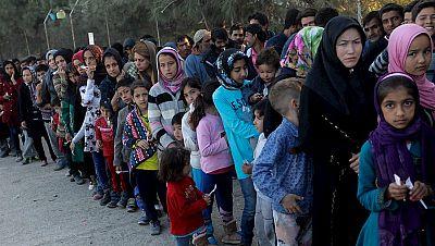 Boletines RNE - Varios estados de EE.UU. yse niegan a acoger refugiados - Escuchar ahora