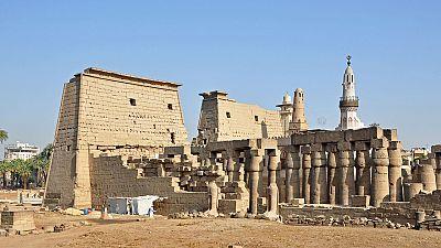 Las cuñas de RNE - Este domingo, desde el patio central del tempo de Luxor, en Egipto - Escuchar ahora