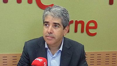 Las mañanas de RNE - Homs insiste en que la negociación con la CUP no se ha roto - Escuchar ahora
