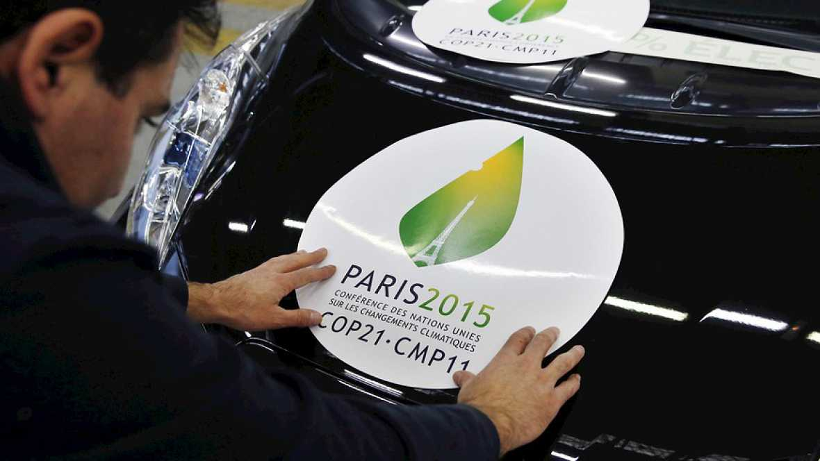 Entre paréntesis - Toda la terminología de la Cumbre del Clima COP21 de París - Escuchar ahora