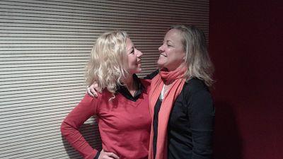 La sala - Mujeres de teatro y radio - 21/11/15 - escuchar ahora
