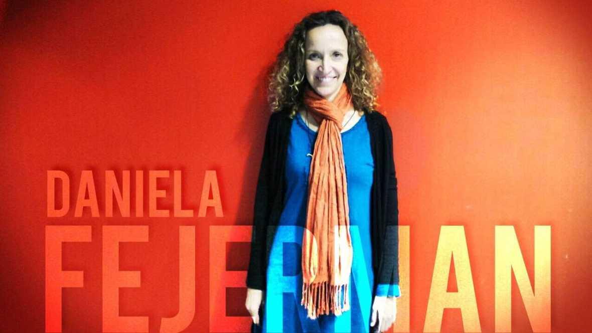 En Radio 3 - Daniela Fejerman - 21/11/15 - escuchar ahora