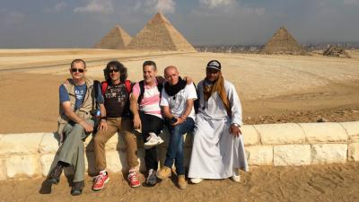 Espacio en blanco - Espacio en Blanco desde Egipto (2ªhora) - escuchar ahora