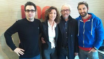 Charlamos con los protagonistas de '8 apellidos catalanes' - Escuchar ahora