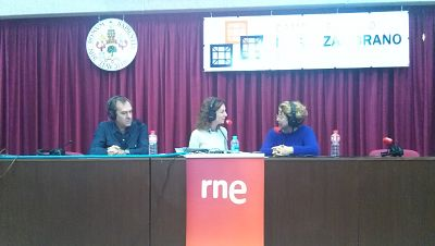 Esther García es homenajeada en Segovia - Escuchar ahora