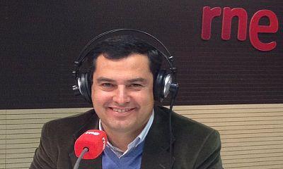 """24 horas - Juan Manuel Moreno (PP): """"No hay libertad sin seguridad"""" - 23/11/15 - Escuchar ahora"""
