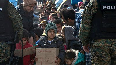 Entre paréntesis - La ONU urge que no se discrimine a los refugiados sirios - Escuchar ahora