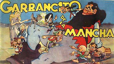 Esto me suena. Las tardes del Ciudadano García - 'Garbancito de la mancha', primera película de animación española, cumple 70 años