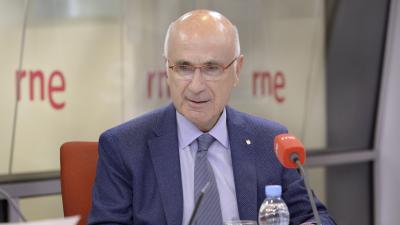 Las ma�anas de RNE - Duran i Lleida ve inquietud en el sector empresarial catal�n - Escuchar ahora