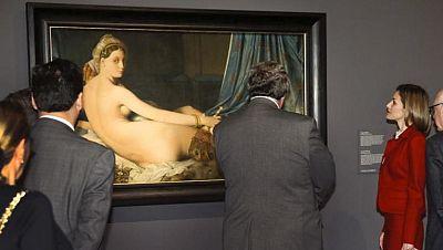 Marca España - Ingres en el Museo del Prado - escuchar ahora