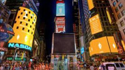 Marca España - 'Motion graphics' españoles en las calles de Nueva York - escuchar ahora