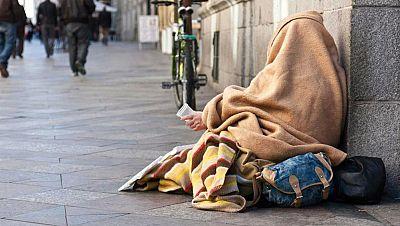 En la calle, alguien - Día de las Personas Sin Hogar: 'Porque es posible' - Escuchar ahora