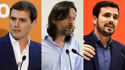 Las mañanas de RNE - Pacto antiyihadista: la postura de Ciudadanos, Podemos e IU - Escuchar ahora