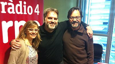 El matí a Ràdio 4 - Entrevista: Amor i desamor amb Abel Folc i Mone Teruel