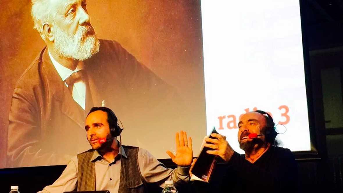 Fallo de sistema - Episodio 201: Julio Verne. Los límites de la imaginación - 29/11/15 - escuchar ahora