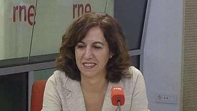 """Las mañanas de RNE - Irene Lozano: """"España no se puede quedar atrás en la ayuda a Francia"""" - Escuchar ahora"""