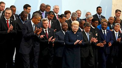 Diario de las 2 - Los líderes mundiales apuestan por un acuerdo contra el cambio climático - Escuchar ahora
