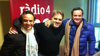 El matí a Ràdio 4 - Javiery Sergio Torres triomfen a 'Torres en la Cocina'