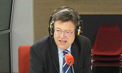 """24 horas - Ximo Puig: """"En intención de voto directa estamos cerca del PP"""" - 03/12/15 - Escuchar ahora"""