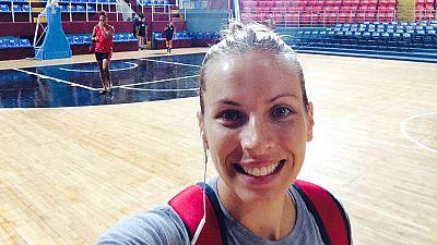 6.75 Femenino - Sandra Ygueravide, lo nunca visto en 12 años en la Liga femenina - Escuchar ahora