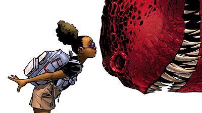 """Viñetas y bocadillos - """"Moon Girl & Devil Dinosaur"""" Natacha Bustos - 05/12/15 - Escuchar ahora"""