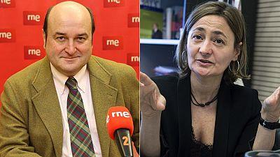 Las mañanas de RNE - Entrevistas electorales: Andoni Ortuzar (PNV) y Luz Rodríguez (PSOE)