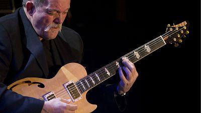 Solo jazz - El inconformista John Abercrombie. Gabriel Amargant Trío (concierto UER) - 16/12/15 - escuchar ahora