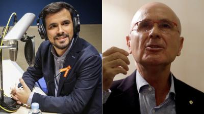 Las mañanas de RNE - Entrevistas electorales: Alberto Garzón (UP) y Josep Antoni Duran i Lleida (Unió) - Escuchar ahora
