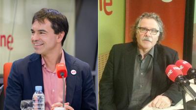 Las mañanas de RNE - Entrevistas electorales: Andrés Herzog (UPyD) y Joan Tardà (ERC) - Escuchar ahora