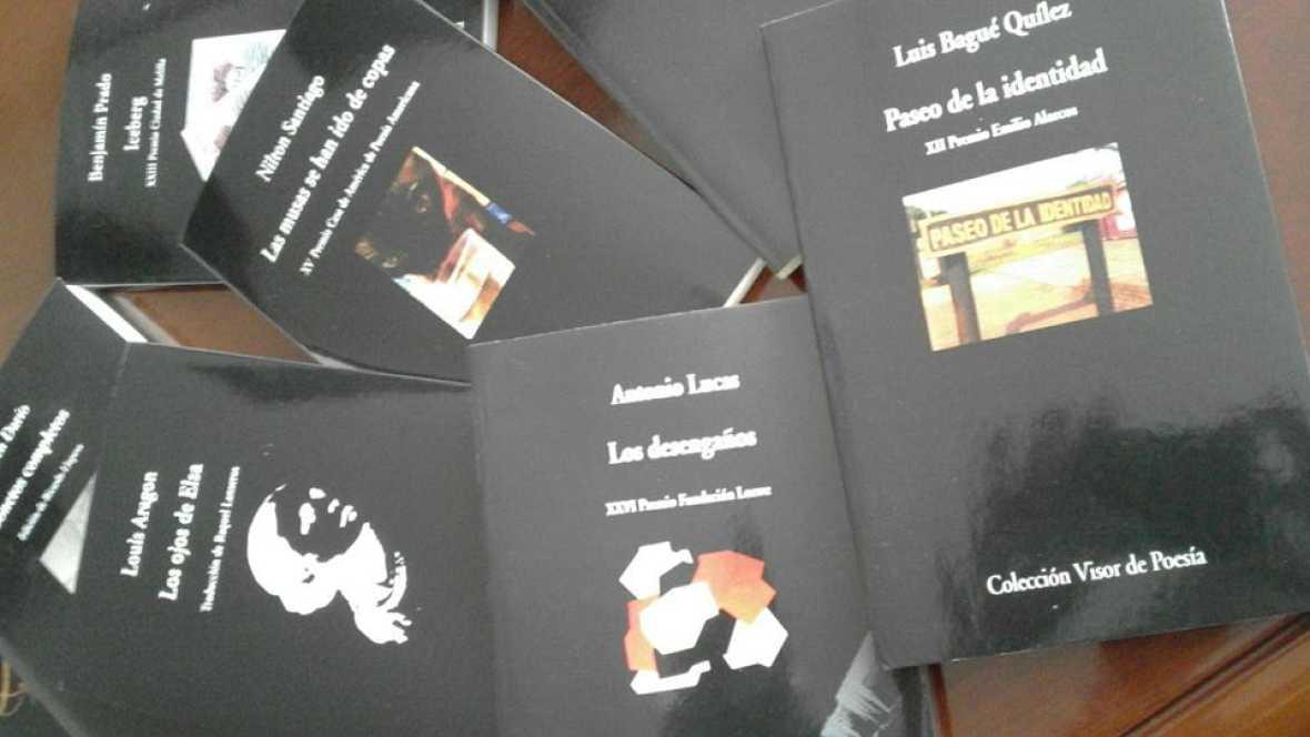 La estación azul - Fiesta de la poesía: homenaje a Visor - 27/12/15 - escuchar ahora