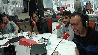 La Sala - Beatriz Carvajal y Montse Plá, unidas también sobre las tablas y especial 'Cervantina', de Ron Lalá - 09/01/16 - escuchar ahora