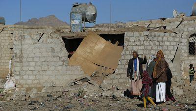 Países en conflicto - Situación humanitaria en Yemen - 29/12/15