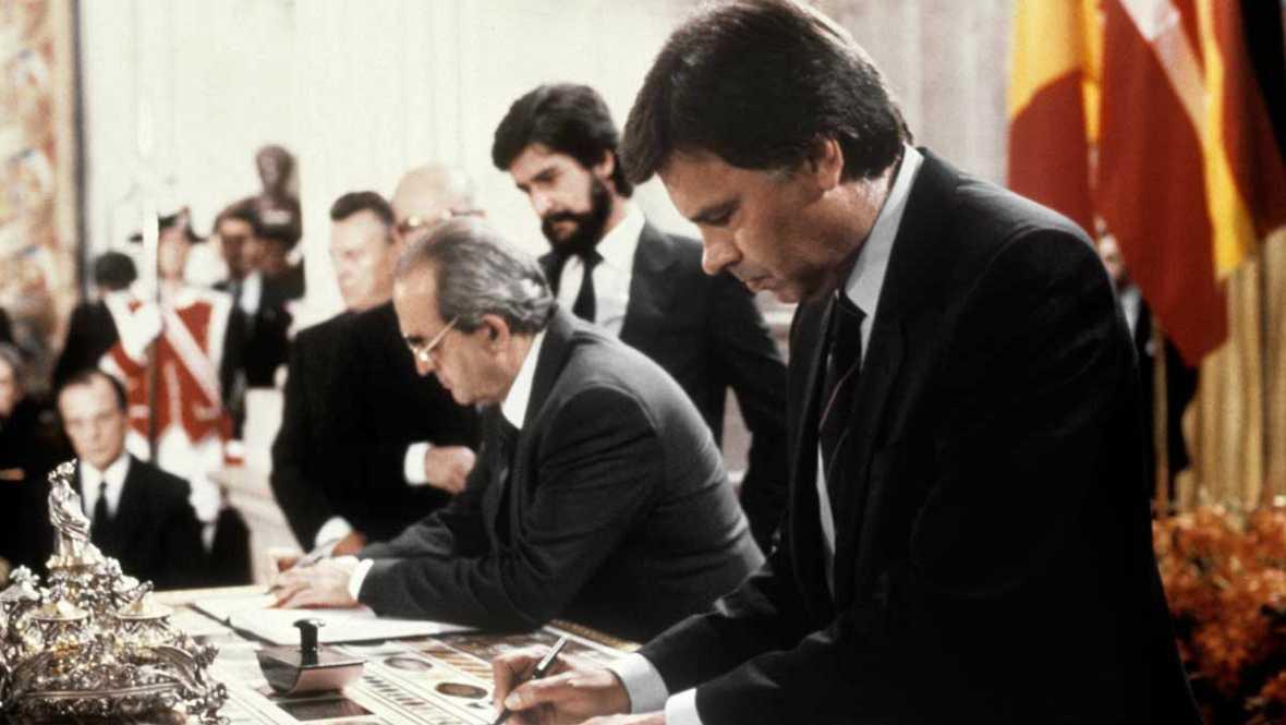 30 años de España en la Unión Europea - Los protagonistas de la adhesión - Escuchar ahora