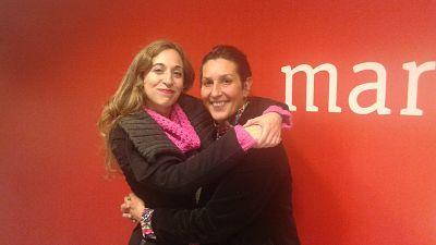 La sala - Las esperadas visitas de Elvira Mínguez y Roberto Enríquez - 29/12/15 - Escuchar ahora