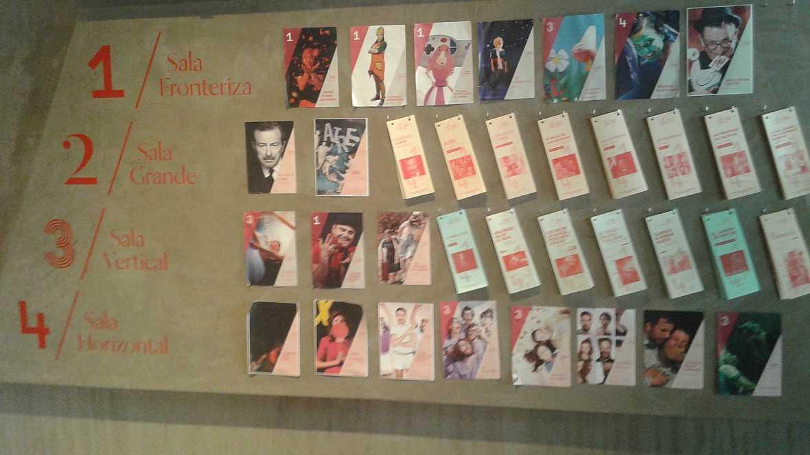 La sala - Nos instalamos en los Teatros Luchana de Madrid - 16/01/16 - Escuchar ahora