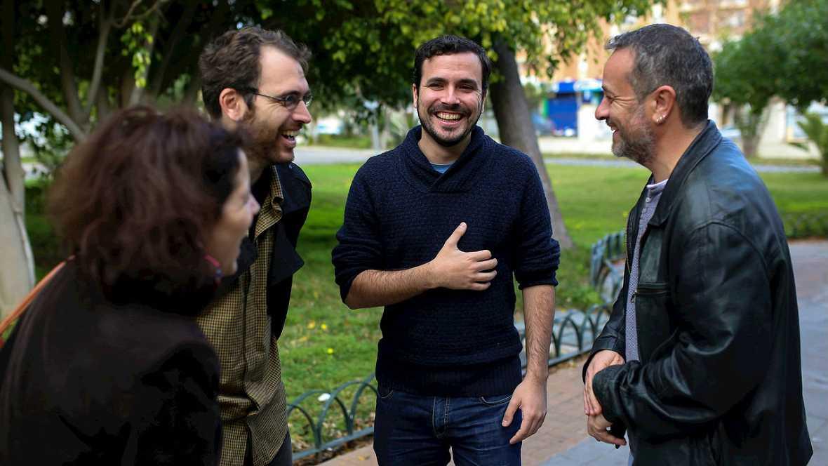 Alberto Garzón invita a repensar la izquierda - Escuchar ahora