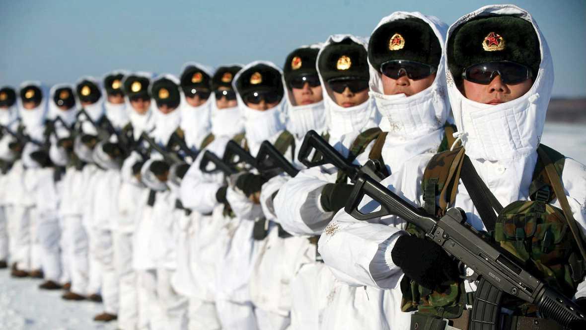 China moderniza su ejército: ramas espacio y ciberoperaciones - Escuchar ahora