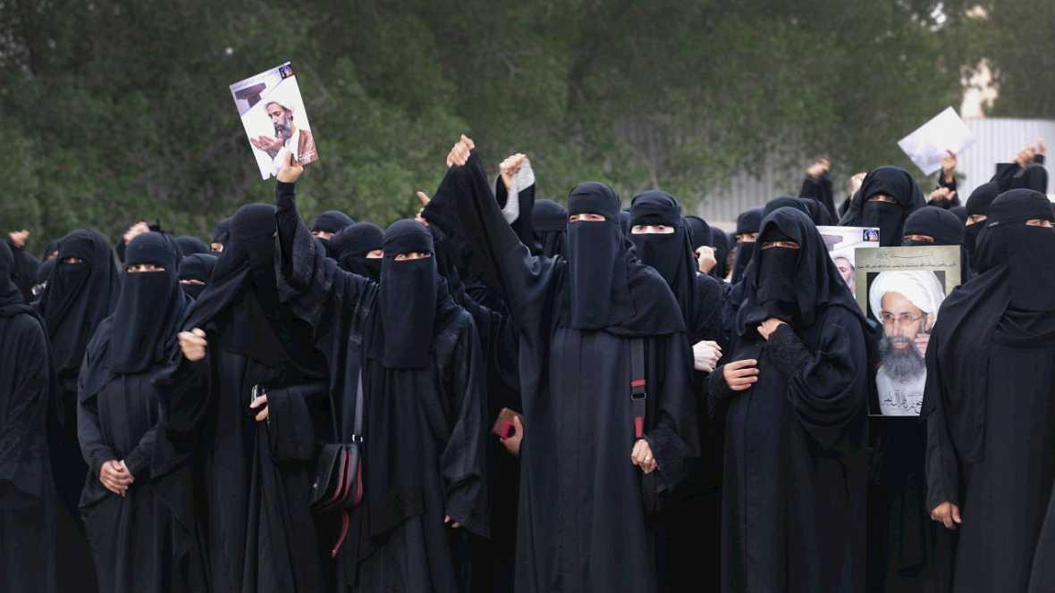 Protestas generalizadas contra A. Saudí por la ejecución del clérigo Chií Al Nimr - Escuchar ahora