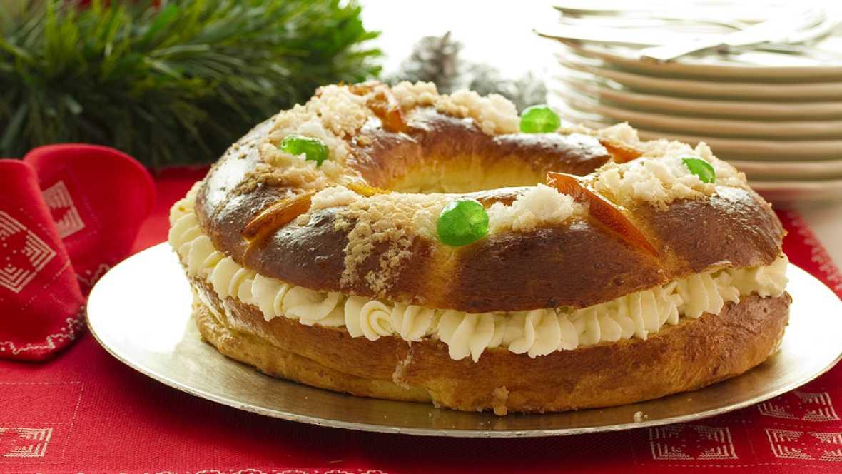 No es un día cualquiera - Roscón de Reyes - Escuchar ahora