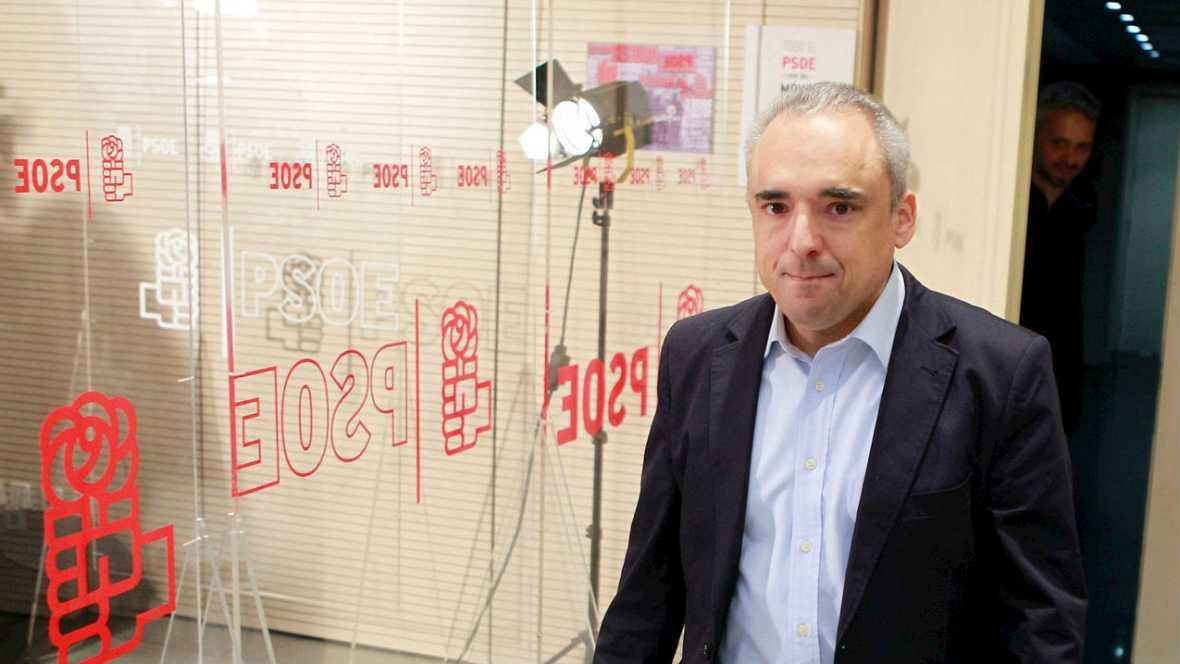 """Simancas: """"El PSOE convocará las fuerzas del cambio cuando fracase Rajoy"""" - Escuchar ahora"""