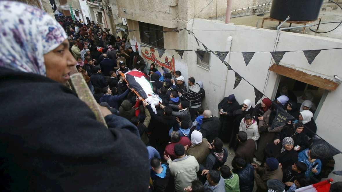 Dos judíos inculpados por la muerte de una familia palestina en julio - Escuchar ahora
