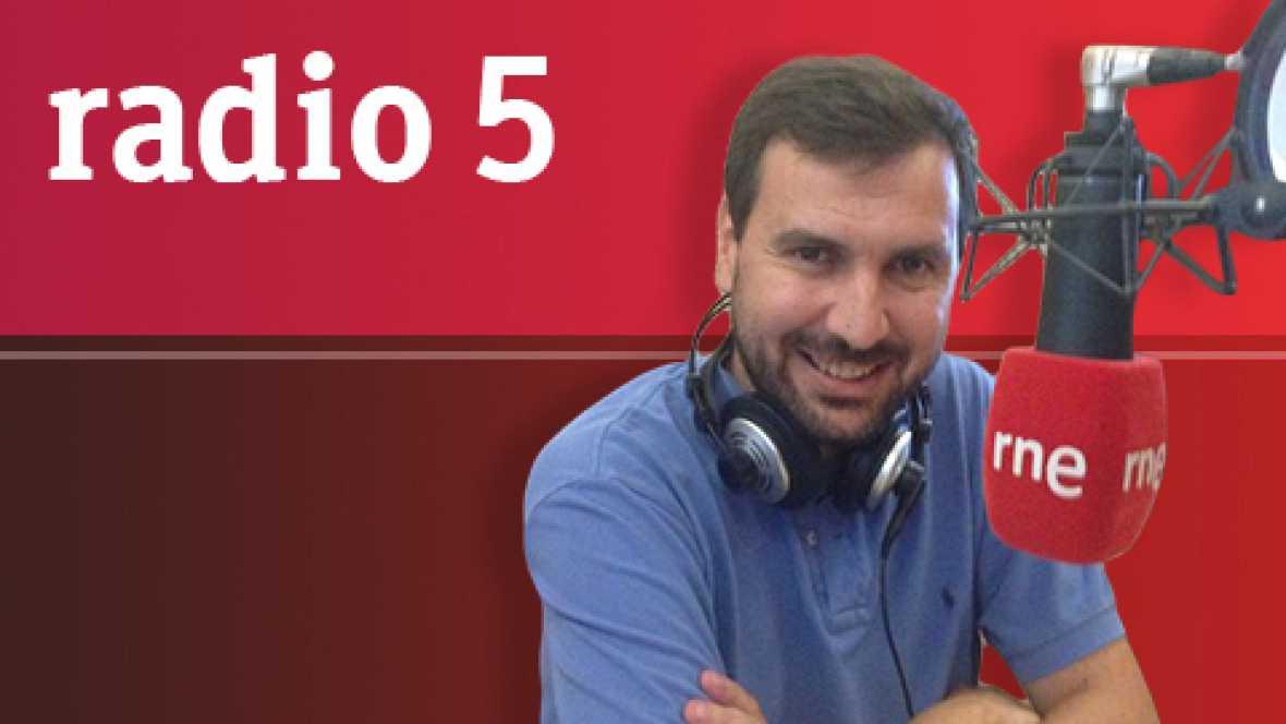 Kilómetros de radio - Roscón de Reyes del Cenador de Amos - 03/01/16 - Escuchar ahora