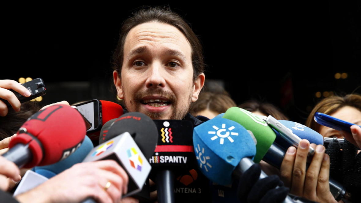 Boletines RNE - Podemos inicia ronda de contactos con sus formaciones aliadas - Escuchar ahora